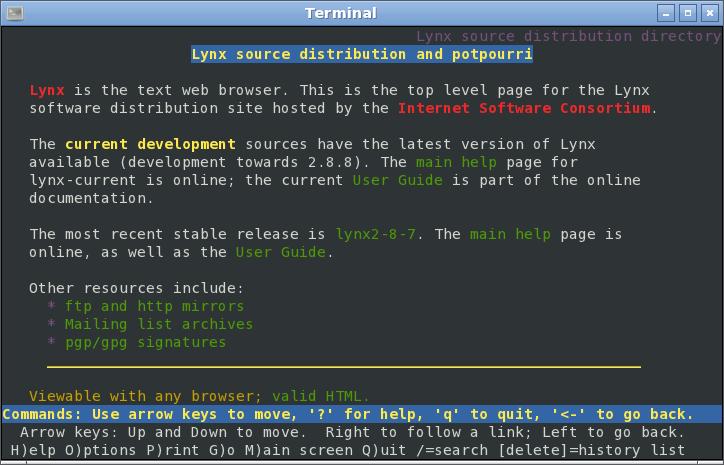 Lynx - Скриншот 1