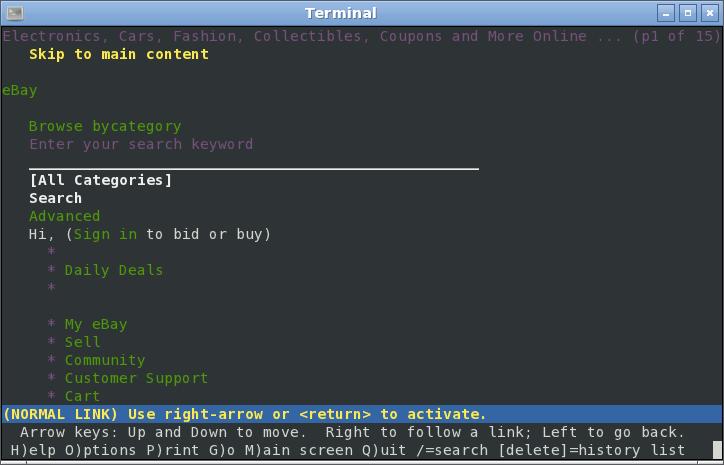 Lynx - Скриншот 4